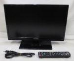 2017年製 パナソニック 19V型 液晶テレビ ビエラ TH-19D300 ハイビジョン USB HDD録画対応