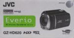 JVC ハードディスクムービー ビデオカメラ GZ-HD620