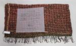 インドネシアの伝統工芸 ビンハウス BIN House シルク100% ストール 100×220cm