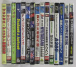 DVD 飛行機航空機関連のDVD15本セット