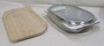アサヒ軽金属 魚焼きグリル用グリルパン スペースパン