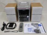 パナソニック MD・SD・CDミニコンポ SC-PM710SD