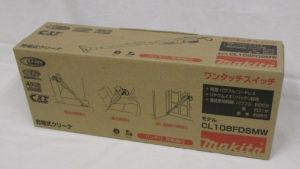 マキタ 充電式クリーナー CL108FDSMW 10.8V/4.0Ah バッテリ・充電器付